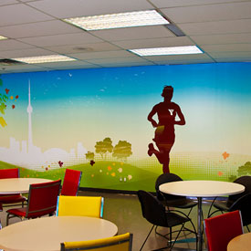 Fitness Centres, Arenas and Recreation Centers