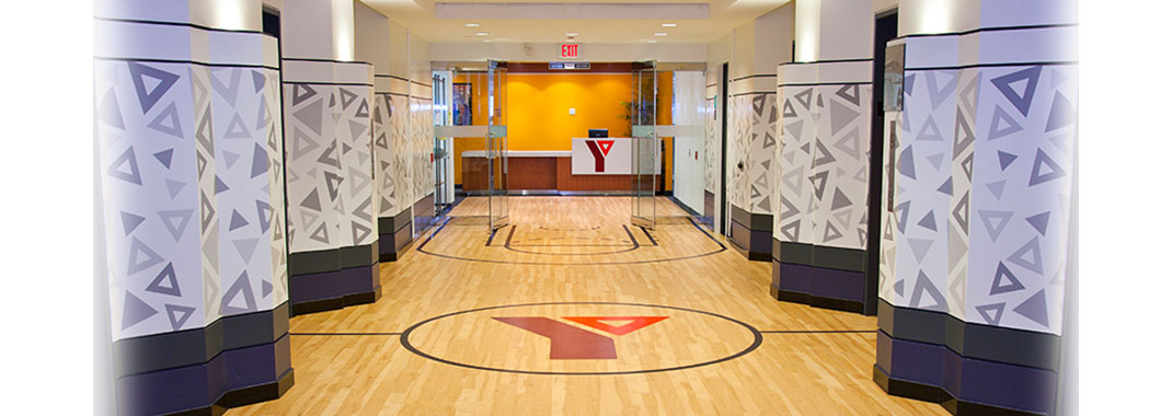 Floor Graphics YMCA