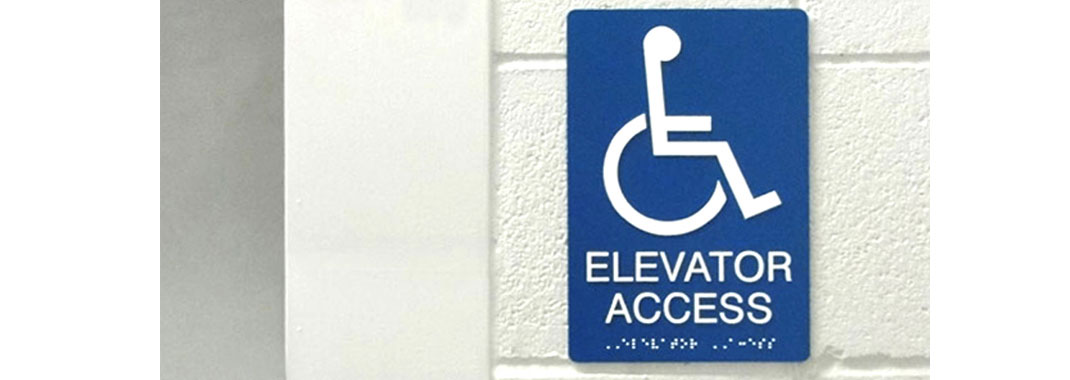 Braille & Tactile Wayfinding Systems