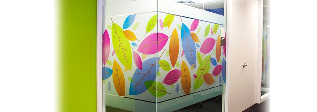 Decorative Window Graphics