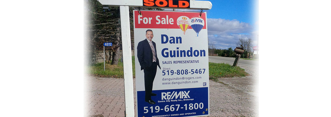 Digitally Printed Real Estate Signs