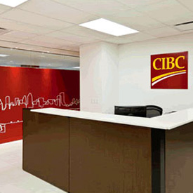 Franchise Graphics and Bank Branding by INPS Graphics