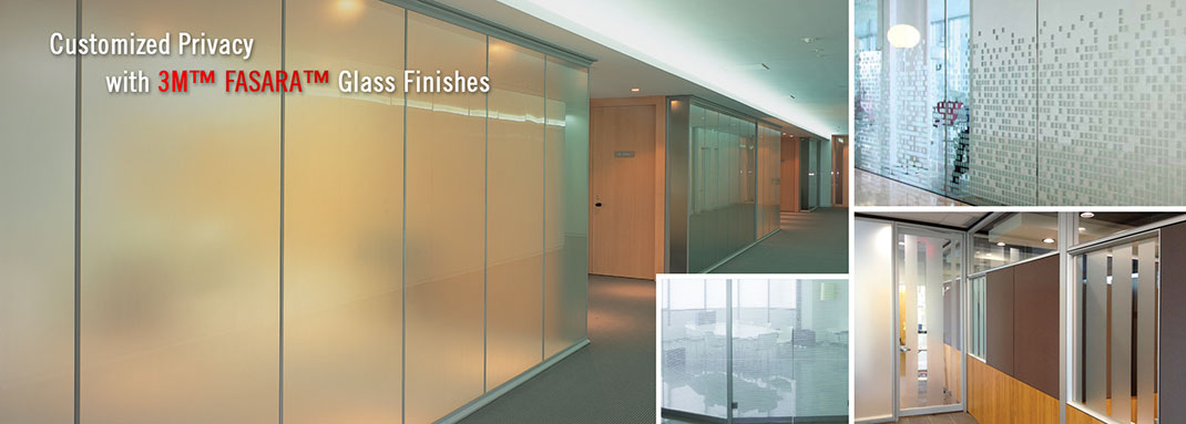 3M™ FASARA™ Glass Finishes