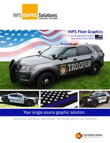INPS Police Fleet Graphics
