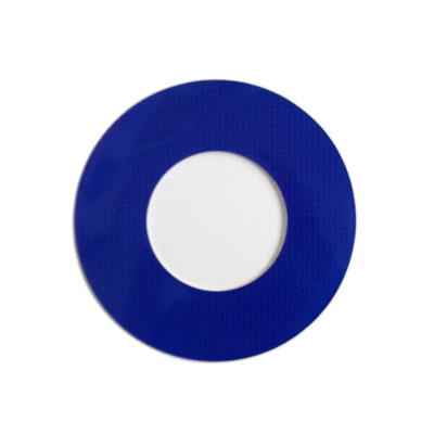 Blue Fire Hydrant marker