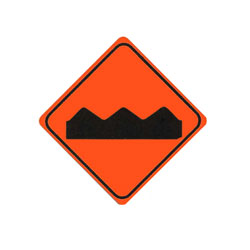 BUMP Traffic Sign