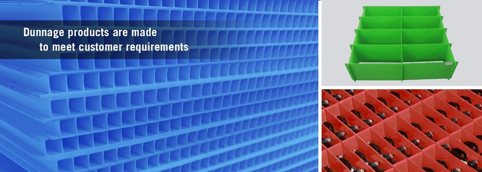 Corrugated Plastics