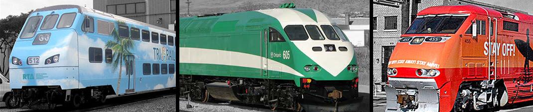 Locomotive Services - INPS Rail