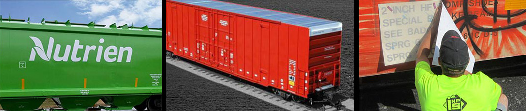Railcar Products by INPS