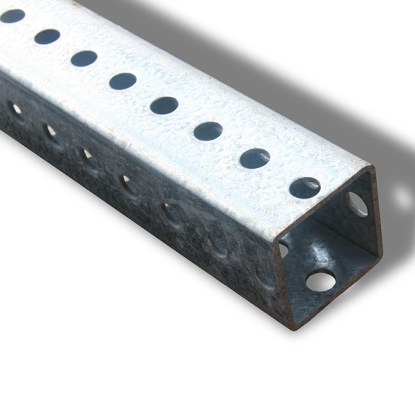 Metal Square Post for Signs