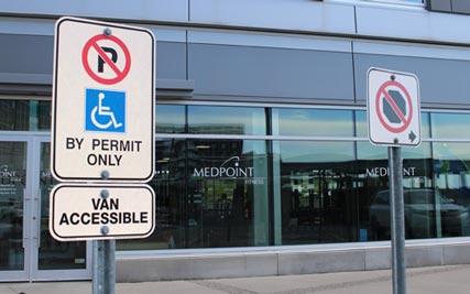 West 5 Parking Complex