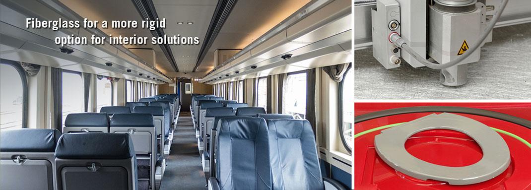Mass Transit Fiberglass Solutions by INPS Transit
