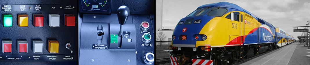 Interior - Exterior Locomotive Graphics